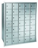 Horizontal Mailbox Replacement Parts for Florence 2600 Series