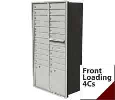 Versatile Commercial 4C Mailboxes