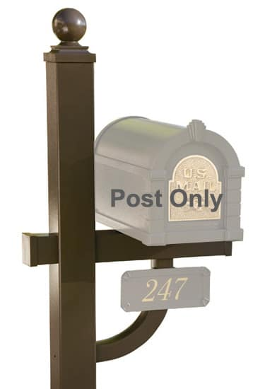Gaines Deluxe Mailbox Post Product Image