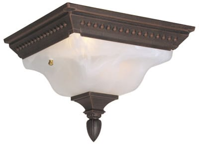 Special Lite Abington Flush Mount Outdoor Exterior Light Product Image