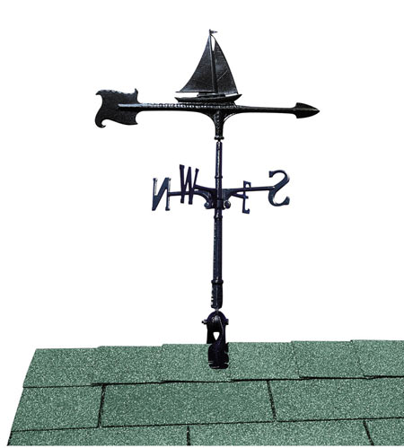 Whitehall Sailboat Accent Weathervane Product Image