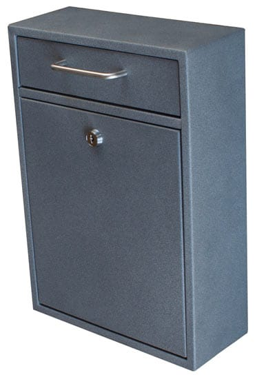 Epoch Design Locking Drop Box Mailboxes Wall Mount Product Image