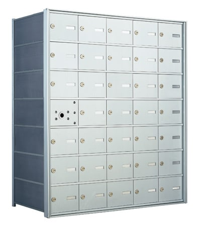 Florence 1400 Series 4B+ Commercial Mailboxes – 34 Door Product Image