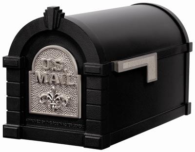 Keystone Fleur De Lis Mailbox Product Image