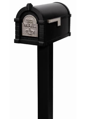 Gaines Keystone Mailbox Standard Post