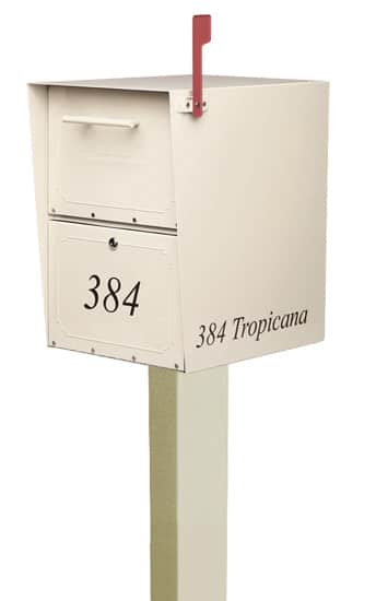 Large Mailboxes Residential, Commercial, Apartment