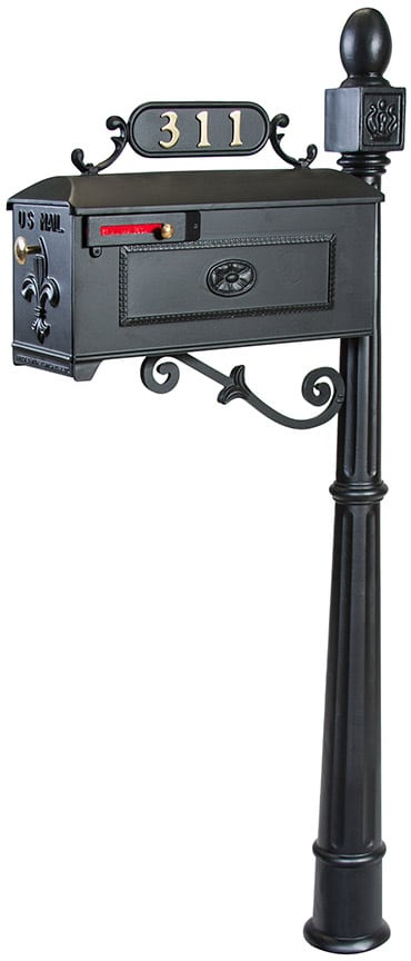 Imperial 311 Mailbox and Post Product Image