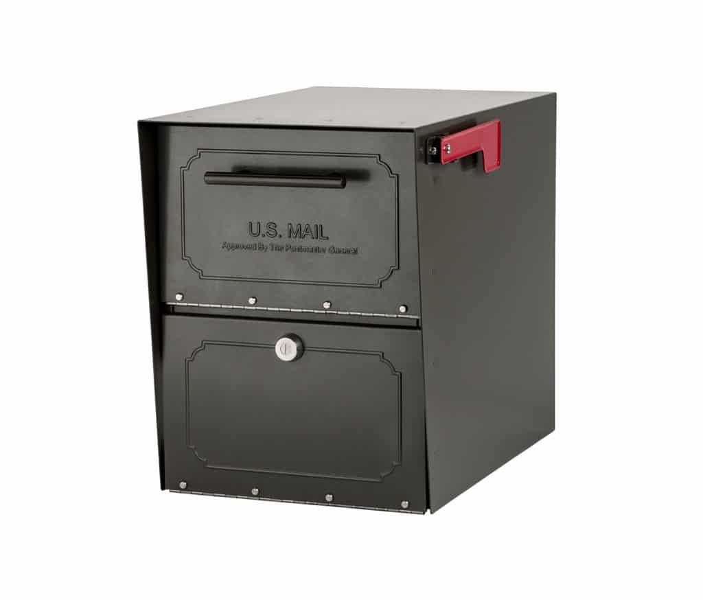 Medium Oasis Classic Locking Mailbox Product Image
