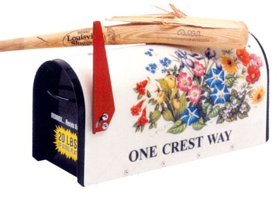 Bacova Strongbox Mailbox Product Image