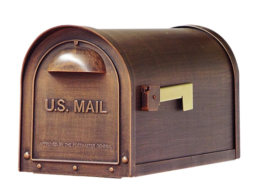 Special Lite Classic Post Mount Mailbox Product Image