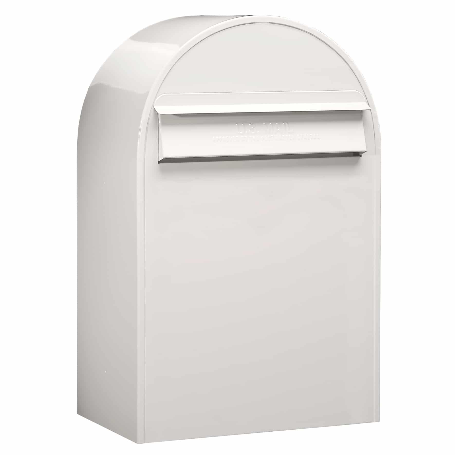 Bobi Classic Rear Access Wall Mount Mailbox Product Image