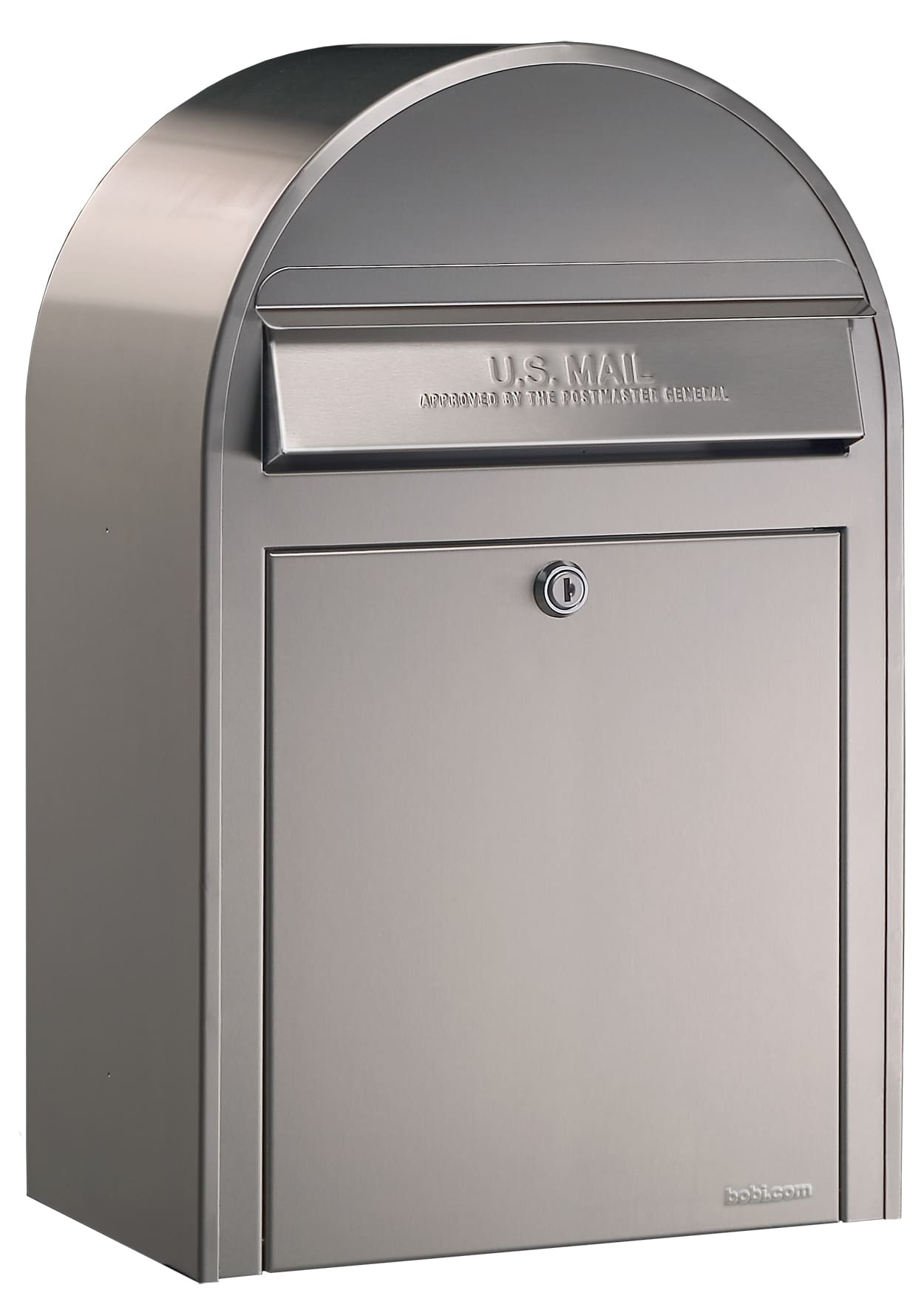 Bobi Classic Front Access Wall Mount Mailbox Product Image