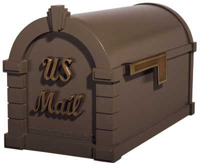 Gaines Signature Series Keystone Decorative Mailboxes