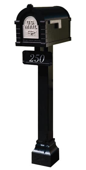 Original Keystone Mailbox and Standard Post Package Product Image