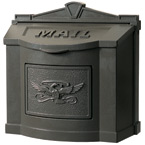 Gaines Eagle Wall Mount All Bronze