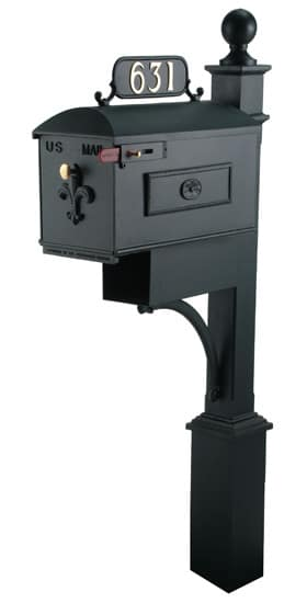 Imperial 631 Mailbox and Post Product Image