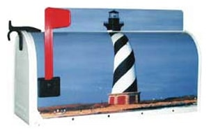 Lighthouse Novelty Mailbox Product Image