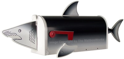 Shark Novelty Mailbox Product Image