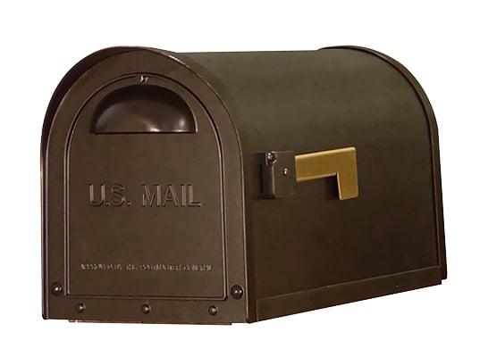 Classic Post Mount Locking Mailbox Product Image