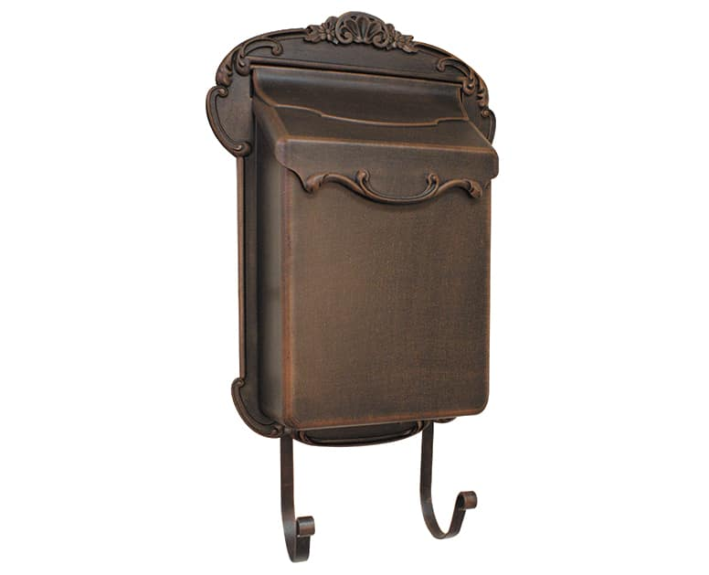 Special Lite Victoria Wall Mount Mailbox Product Image