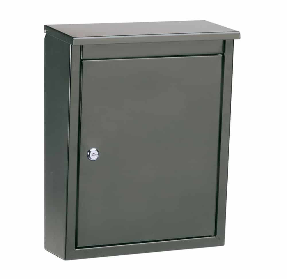 Soho Locking Wall Mount Mailbox Product Image