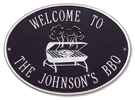 Whitehall Grill Hawthorne Wall Plaque Product Image