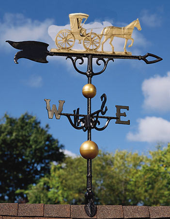 Whitehall 30 Inch Country Doctor Traditional Weathervane Product Image