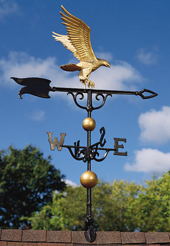 Whitehall 46 Inch Eagle Traditional Weathervane Product Image