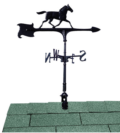 Whitehall Horse Accent Weathervane Product Image