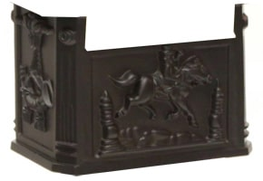 AMCO Victorian Pedestal Box Replacement Bronze
