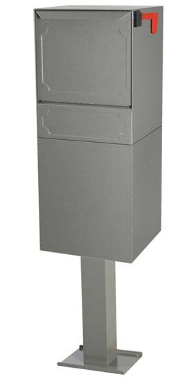dVault DVU0050 Parcel Protector Vault Pedestal Mount Product Image