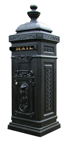 Ecco 8 Tower Mailbox for Sale Product Image