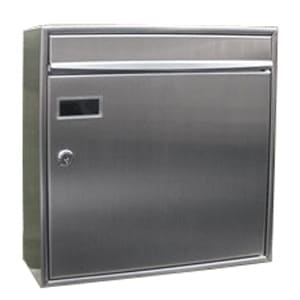 European Home View Point Wall Mount Mailbox Product Image