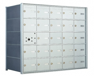 Florence 1400 Series 4B+ Commercial Mailboxes – 24 Door Product Image