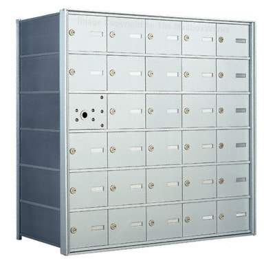 Florence 1400 Series 4B+ Commercial Mailboxes – 29 Door Product Image