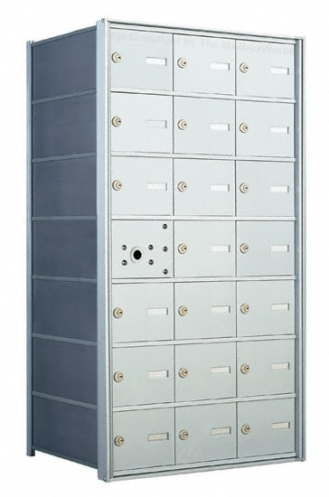 Florence 1400 Series 4B+ Commercial Mailboxes – 20 Door Product Image