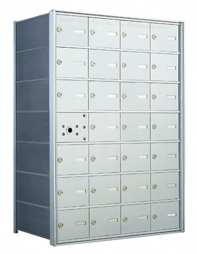 Florence 1400 Series 4B+ Commercial Mailboxes – 27 Door Product Image