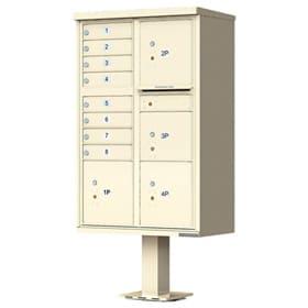 8 Door 4 Parcel CBU Sandstone