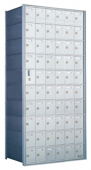 Florence 1600 4B Mailbox – Private Distribution, 60 Doors Product Image