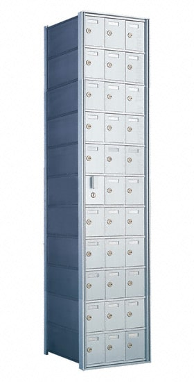 Florence Private Distribution Mailboxes 4B+ Horizontal 1600 Series 33 Door (32 Useable) 11 High Product Image