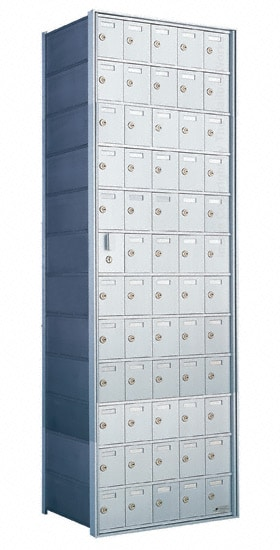 Florence Private Distribution Mailboxes 4B+ Horizontal 1600 Series 60 Door (59 Useable) 12 High Product Image