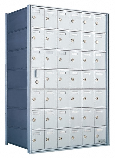 Florence 1600 4B Mailbox – Private Distribution, 42 Doors Product Image