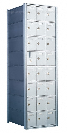 Florence 1600 4B Mailbox – Private Distribution, 24 Doors Product Image
