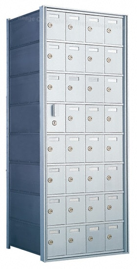 Florence 1600 4B Mailbox – Private Distribution, 32 Doors Product Image