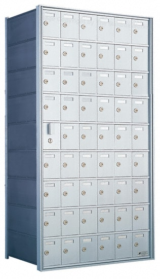 Florence 1600 4B Mailbox – Private Distribution, 54 Doors Product Image