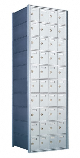 Florence 1700 4B Mailbox – Private Distribution, 40 Doors Product Image