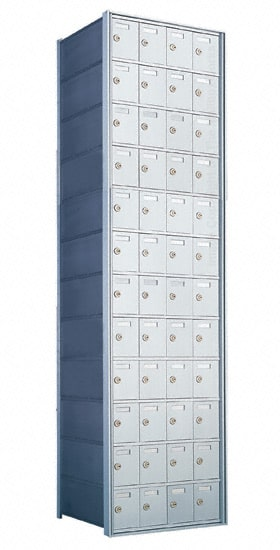 1700 Private Distribution Mailboxes 48 Door