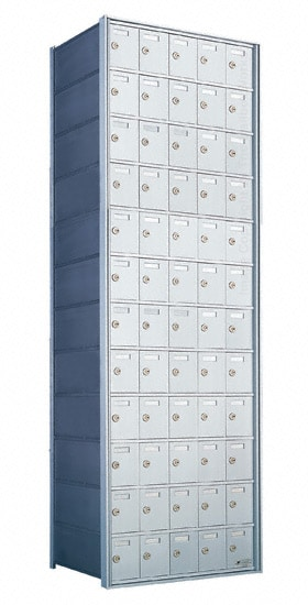 1700 Private Distribution Mailboxes 60 Door