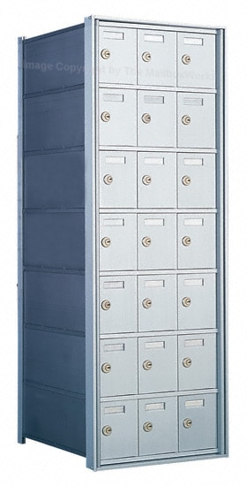 Florence 1700 4B Mailbox – Private Distribution, 21 Doors Product Image