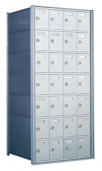 1700 Private Distribution Mailboxes 28 Door